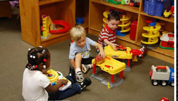 Encourage Your Child to Share at Harford County Day Care ...