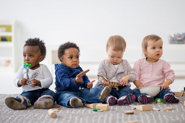 Infants Toddlers Stonewall Day Care